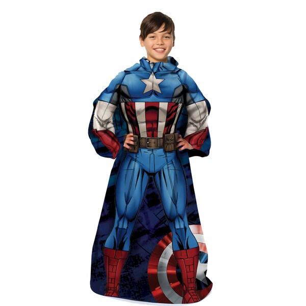 Captain America First Avenger Throw