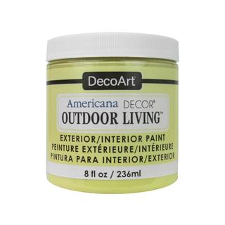 Decoart Americana Outdoor Living 8oz Lemonade