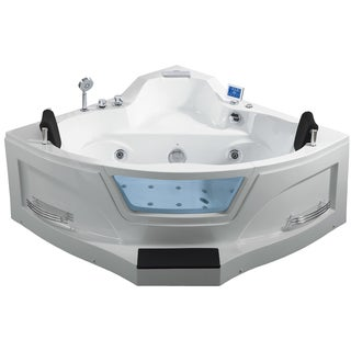ariel arl 084 two person whirlpool bathtub