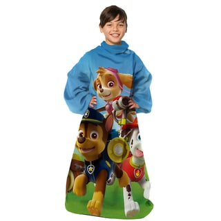 Paw Patrol Race to Rescue Throw