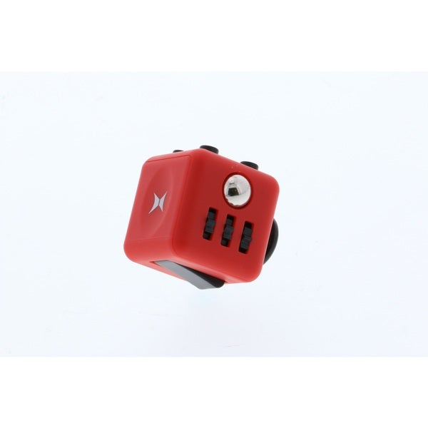 Red Fidget Cube