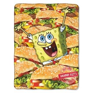 Sponge Bob Mass Patties Throw
