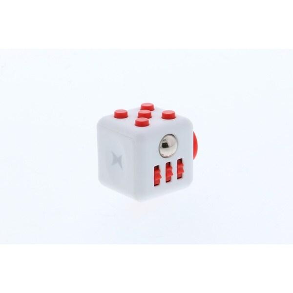 White Fidget Cube