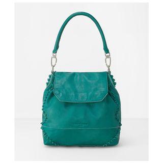 Liebeskind SakaiF7 Leather Geometric Knots Handbag