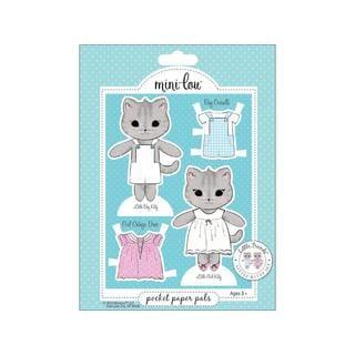 MiniLou Pocket Pal Little Friends Kitty