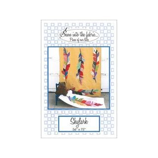 Sewn Into The Fabric Skylark Quilt Ptrn