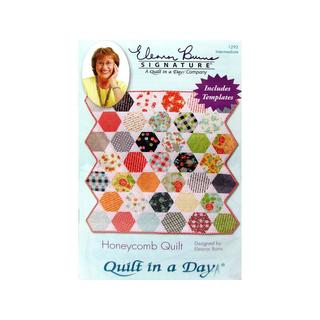 Quilt In A Day Honeycomb Quilt Ptrn