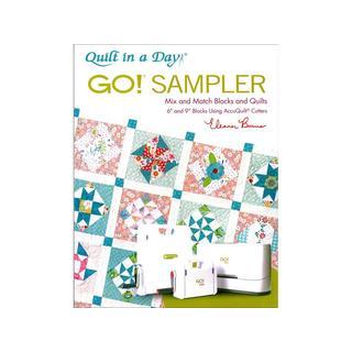 Quilt in a Day GO! Sampler Bk