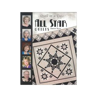 Quilt In A Day All Star Quilts Bk