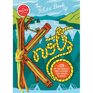 The Klutz Book Of Knots Kit-
