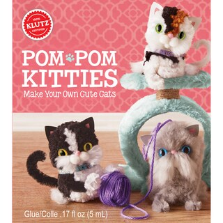 Pom-Pom Kitties Kit-