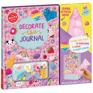 Decorate This Journal Kit-