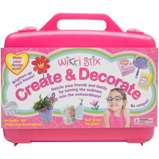 Wikki Stix Create & Decorate Kit-