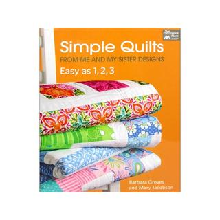 TPP Simple Quilts From Me & My Sisters Designs Bk