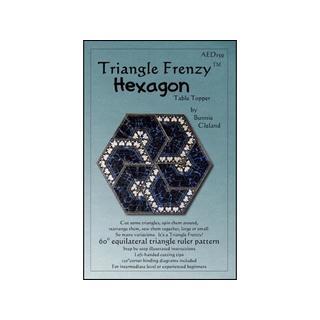 Triangle Frenzy Hexagon Ptrn