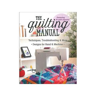 Stash By C&T The Quilting Manual Bk