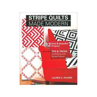 Stash By C&T Stripe Quilts Made Modern Bk