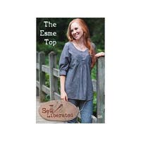 Sew Liberated The Esme Top Ptrn