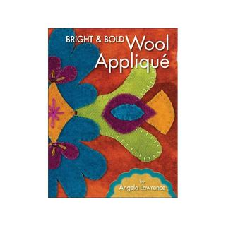 Landauer Bright & Bold Wool Applique Bk