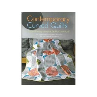 Landauer Contemporary Curved Quilts Bk