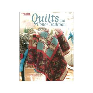 Leisure Arts Quilts That Honor Tradition Bk