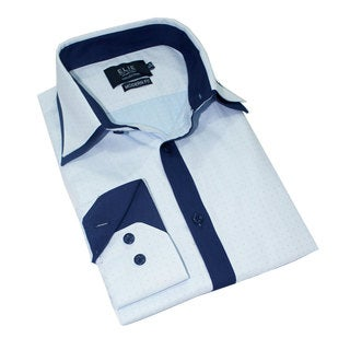 Elie Balleh Milano Italy Boy's 2015 Style Slim Fit Shirt