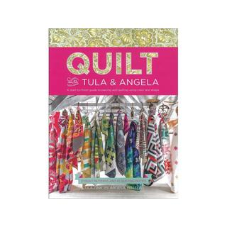 Fons&Porter Quilt With Tula & Angela Bk