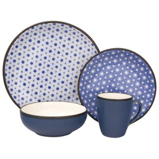 Celestial 16-piece Dinnerware Set