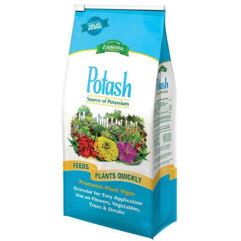 Espoma Potash Bag, 6-Pound