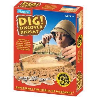 Dig! & Discover Kit-Dinosaur Egg