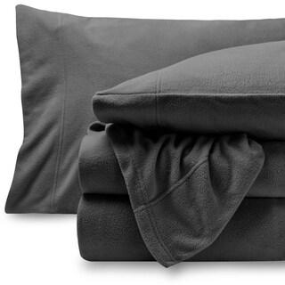 Fleece Super Soft Cozy All Season - Extra Plush - Premium Sheet Set (More options available)