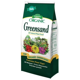 Espoma Greensand Soil Conditioner, 7.5-Pound