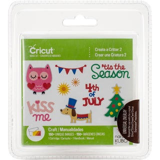 Cricut Shape Cartridge-Create A Critter 2