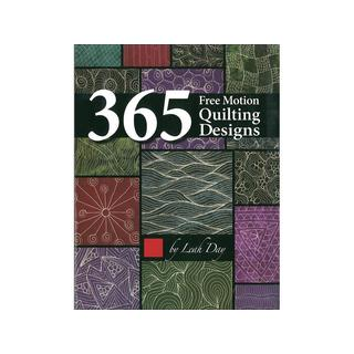 C&T 365 Free Motion Quilting Designs Bk