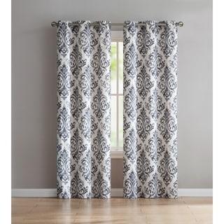 VCNY Home Alton Printed Curtain Panel Pair
