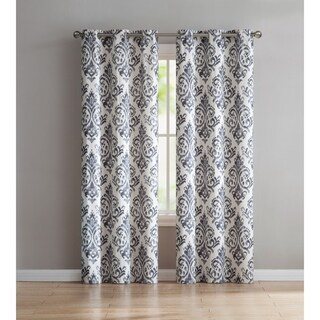 VCNY Home Alton Printed Curtain Panel Pair