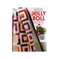 Annie's More Jelly Roll Quilts Bk