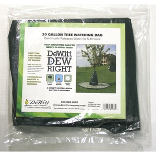 Dewitt 20 Gallon Dew Right Tree Water Bag