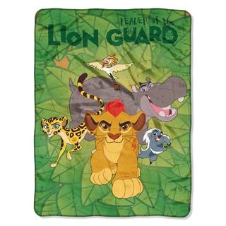 Lion Guard Crew Throw