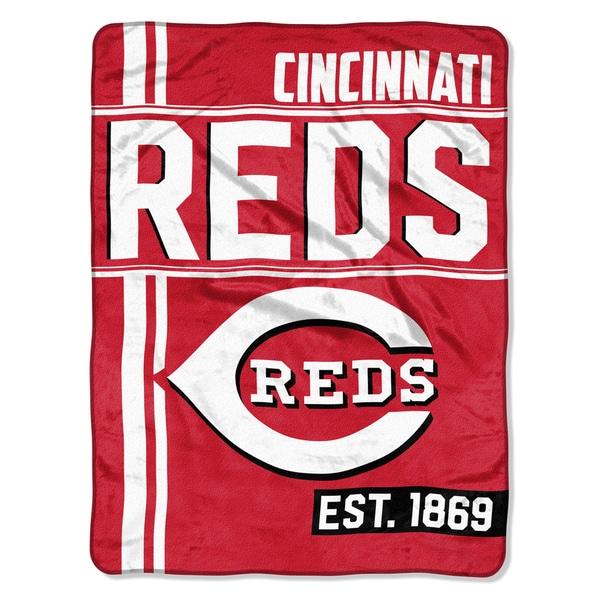 MLB 659 Reds Walk Off Micro Throw