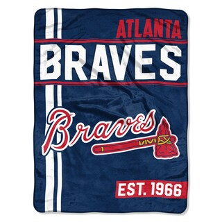 MLB 659 Braves Walk Off Micro Throw