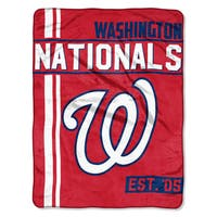 MLB 059 Nationals Walk Off Micro Throw