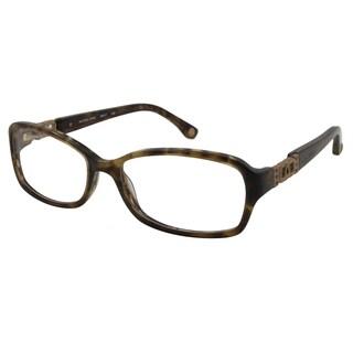 Michael Kors Readers - MK217-226-54 Tortoise 54 mm Rectangle Reading Glasses