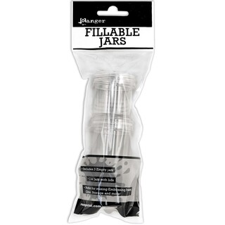 Fillable Jars 3/Pkg-1oz