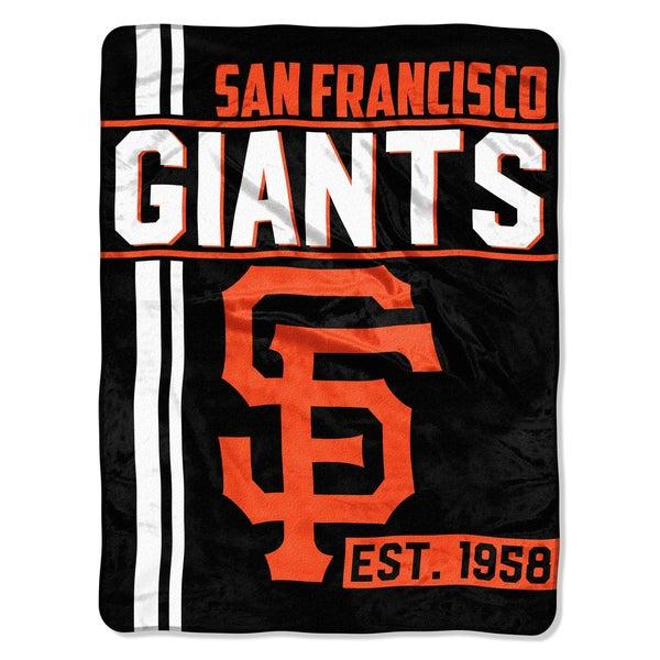 MLB 059 SF Giants Walk Off Micro Throw