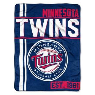 MLB 059 Twins Walk Off Micro Throw