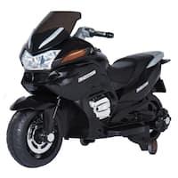 Blazin Wheels Black 12V Motorcycle