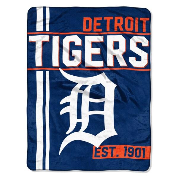 MLB 059 Tigers Walk Off Micro Throw