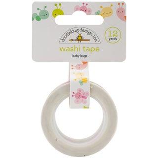 Spring Things Washi Tape-Baby Bugs
