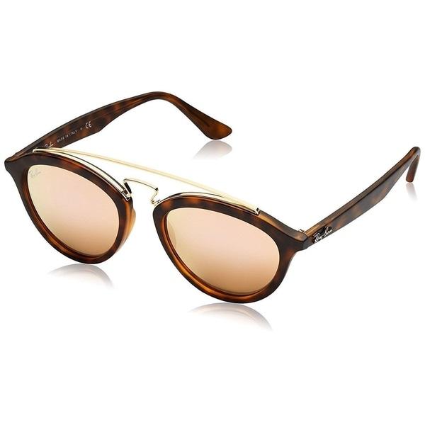 ae54884cfa Ray-Ban Gatsby II RB4257 60922Y Women  x27 s Tortoise Frame Copper Mirror